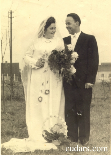 Joe and Wilma'a Wedding